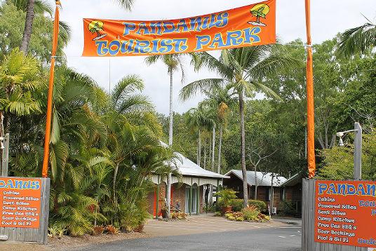 Port Douglas Accommodation Caravan Park