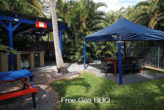 Port Douglas Caravan Park Pandanus Tourist Park