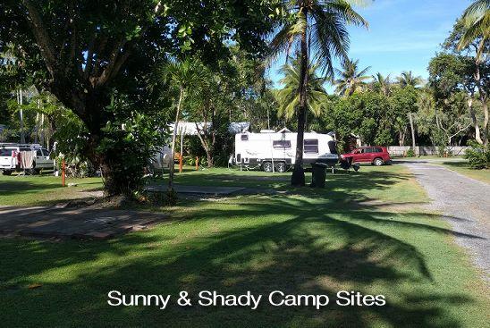 accommodation pandanus tourist park port douglas. Black Bedroom Furniture Sets. Home Design Ideas