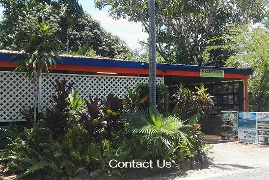 contact pandanus tourist park caravan park port douglas. Black Bedroom Furniture Sets. Home Design Ideas